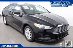 2016_Ford_Fusion_S_ Rahway NJ