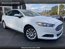 2016_Ford_Fusion_S_ Raleigh NC