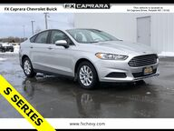 2016 Ford Fusion S Watertown NY