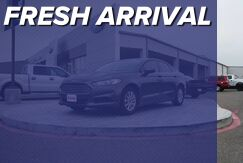 2016_Ford_Fusion_S_ Weslaco TX