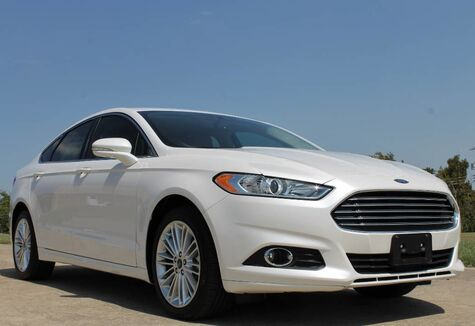 2016_Ford_Fusion_SE AWD_ Fort Worth TX