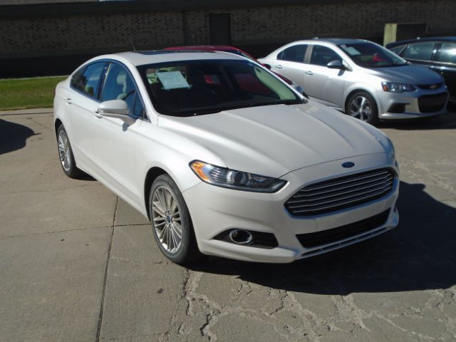 2016 Ford Fusion SE Colby KS
