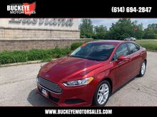 2016_Ford_Fusion_SE_ Columbus OH