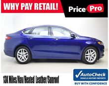 2016_Ford_Fusion_SE Ecoboost w/Nav & Sunroof_ Maumee OH