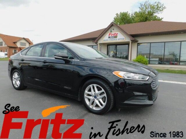 2016 Ford Fusion SE Fishers IN ...