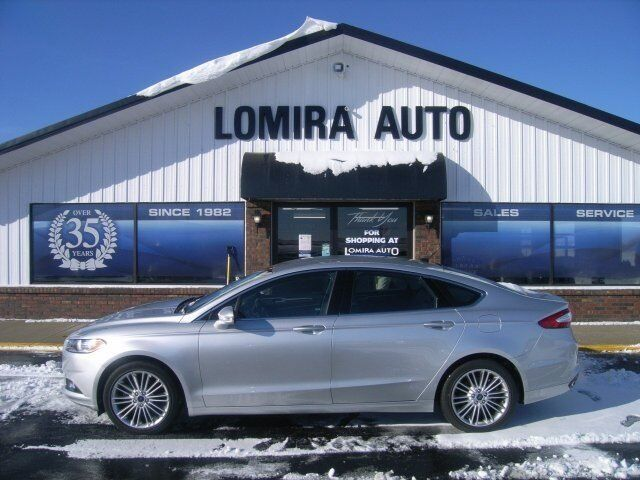 2016 Ford Fusion SE Lomira WI