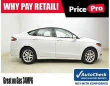 2016_Ford_Fusion_SE_ Maumee OH