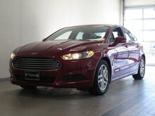 2016_Ford_Fusion_SE_ Kansas City KS