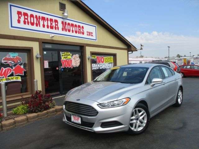 2016 Ford Fusion SE Middletown OH