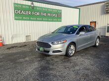 2016_Ford_Fusion_SE_ Spokane Valley WA