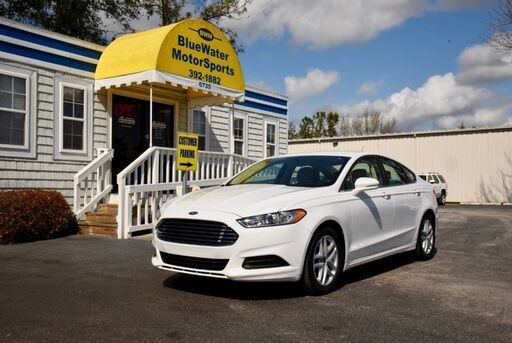 2016_Ford_Fusion_SE_ Wilmington NC