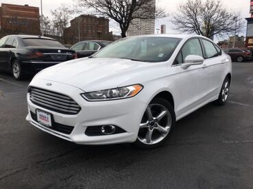 2016_Ford_Fusion_SE_ Worcester MA