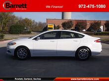 2016_Ford_Fusion_SE_ Garland TX
