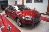 2016 Ford Fusion TITANIUM WITH LEATHER AND SUN ROOF