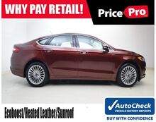 2016_Ford_Fusion_Titanium 2.0L Ecoboost_ Maumee OH