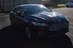 2016_Ford_Fusion_Titanium_ Houston TX