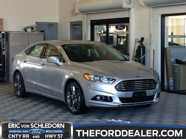 2016 Ford Fusion Titanium Milwaukee WI