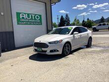 2016_Ford_Fusion_Titanium_ Spokane Valley WA