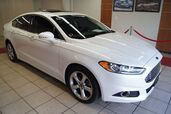 2016 Ford Fusion WITH NAV AND SUNROOF