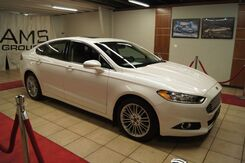 2016_Ford_Fusion_navigation, sunroof and leather_ Charlotte NC