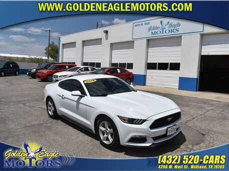 2016_Ford_Mustang_2DR FASTBACK V6_ Midland TX