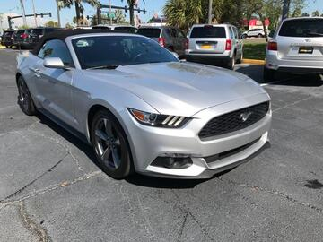 2016 Ford Mustang 2dr Conv V6 Michigan MI