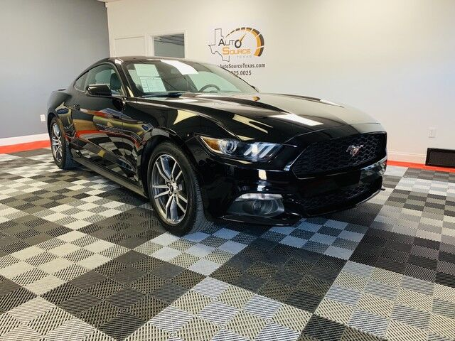 2016 Ford Mustang EcoBoost Plano TX