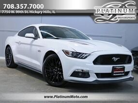 Ford Mustang GT 2 Owner 6 Speed Exhaust Texas Car Loaded 2016