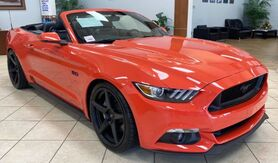 2016_Ford_Mustang_GT Convertible_ Charlotte NC