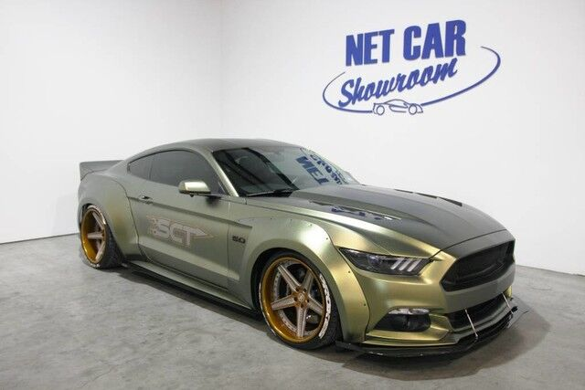 2016 Ford Mustang GT Custom Sema Build Houston TX