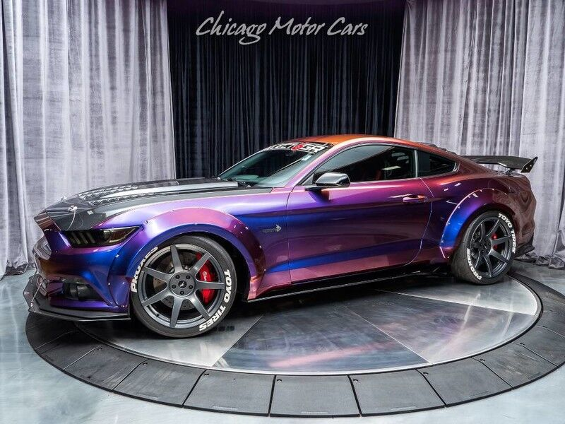2016_Ford_Mustang_GT Premium_ Chicago IL