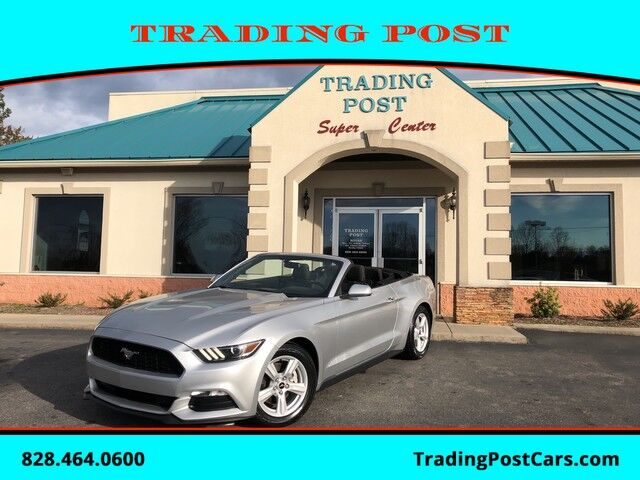 2016_Ford_Mustang_V6_ Conover NC