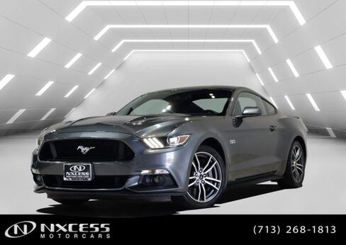2016 Ford Mustang V8 2D Coupe Gt Premium Houston TX