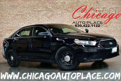 2016 Ford Sedan Police Interceptor (fleet-only)  Bensenville IL