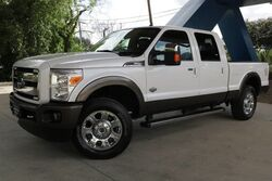 Ford Super Duty F-250 SRW King Ranch 2016