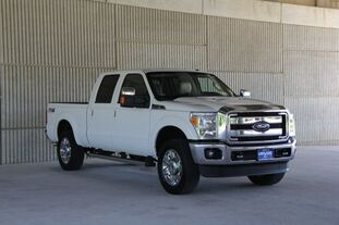 Ford Super Duty F-250 SRW LARIAT 4X4 2016