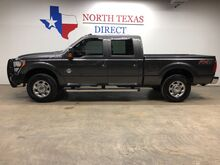 2016_Ford_Super Duty F-250 SRW_Lariat 4x4 Diesel GPS Camera Heated Seats Ranch Hand Bluetooth_ Mansfield TX