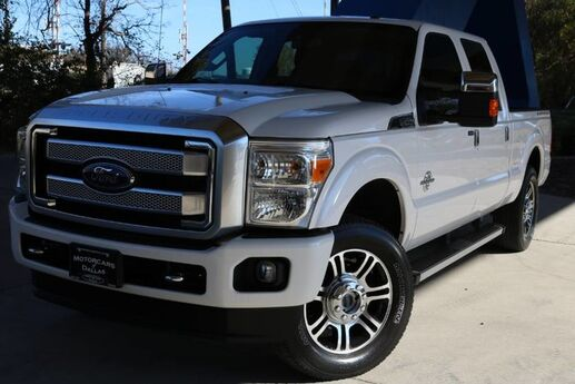 2016 Ford Super Duty F-250 SRW Platinum Carrollton TX