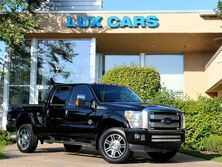 Ford Super Duty F-250 SRW Platinum Diesel Nav Lifted 4WD MSRP $67,710 2016