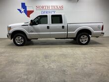 2016_Ford_Super Duty F-250 SRW_XLT 4x4 Diesel Crew Short Bed Bluetooth Alloys Bed Liner_ Mansfield TX