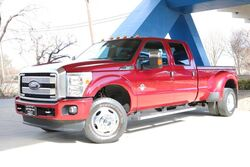 Ford Super Duty F-350 DRW Platinum 2016