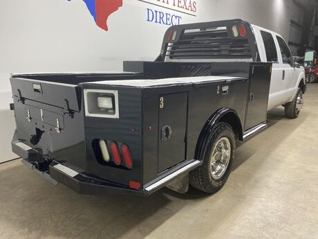 2016 Ford Super Duty F-350 DRW XLT 4x4 Dually Skirted Flat Bed Ranch Hand Bluetooth Mansfield TX