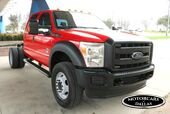 2016 Ford Super Duty F-550 DRW XL