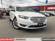 2016_Ford_Taurus_Limited   AWD   NAV   LEATHER   ROOF_ London ON
