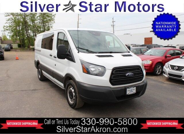 2016 Ford Transit >> 2016 Ford Transit Cargo Van T 150 130wb Low Roof Tallmadge Oh 30332572