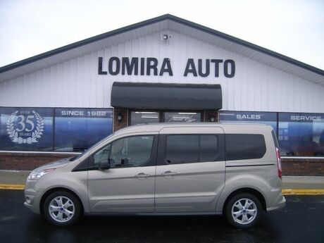 2016 Ford Transit Connect Wagon XLT Lomira WI