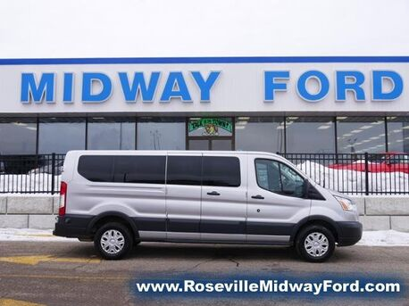 2016_Ford_Transit_Wagon T-350 XLT_ Roseville MN