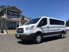 Ford Transit Wagon XLT W/LOW RF W/60/40 2016
