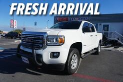 2016_GMC_Canyon_2WD_ Mission TX