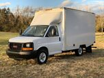 2016 GMC Savana 3500 Box